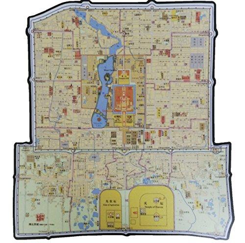 北京60年代 地图图片