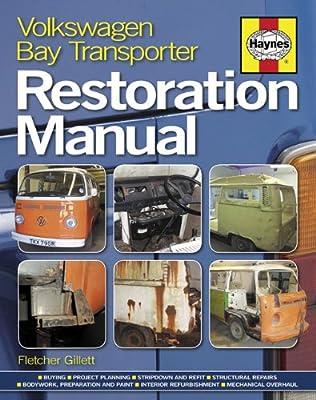 Volkswagen Bay Transporter Restoration Manual.pdf
