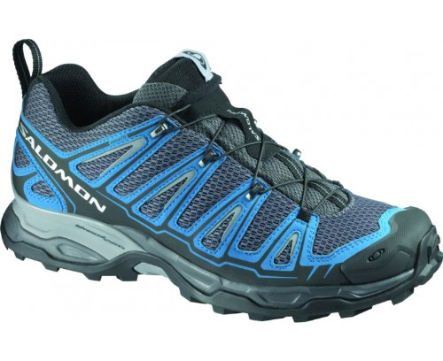Salomon 萨洛蒙 SHOES X ULTRA  男 越野跑鞋 358873 深灰色 40 (UK 6.5)