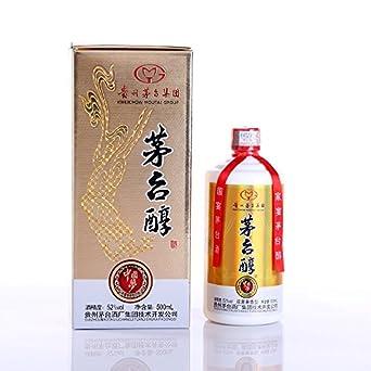 贵州茅台 茅台醇中国梦 白酒 52%vol