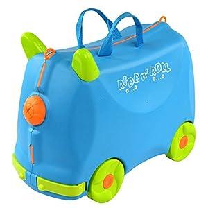 方便宝宝外出和乘坐,尺寸符合登机要求,宝宝可以拖着行李箱去坐飞机咯