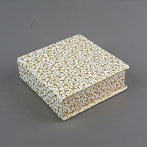 欧式商务时尚简洁高档仿皮桌面便签盒 皮质收纳盒名片