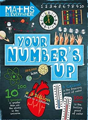 Maths is Everywhere: Your Number's Up: Digits, number lines, negative and positive numbers.pdf