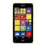 NOKIA 诺基亚 Lumia 638 TD-LTE/TD-SCDMA/GSM 4G手机(黄色 移动定制)最新win8.1系统,4.5英寸高清屏幕,高通四核1.2G处理器,聚碳酸酯轻薄机身,原生Office软件