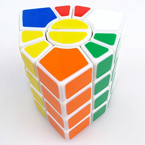 mf8魔方吧sqq三角魔方 异型专业魔方 白色