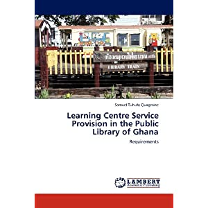 Learning Centre Service Provision in the Public