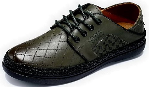 2015真皮低帮男鞋 休闲运动鞋 头层牛皮鞋子 压花装饰板鞋 商务休闲鞋 5G637
