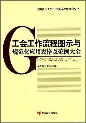 工会工作流程图示与规范化应用表格及范例大全.pdf