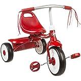 Radio Flyer 雷德福来尔 红色折叠式三轮车