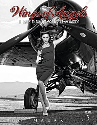 Wings of Angels: A Tribute to the Art of World War II Pinup & Aviation Vol.2.pdf