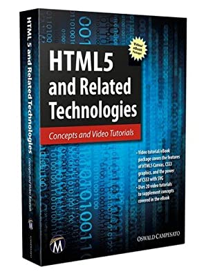 HTML5 and Related Technologies: Concepts and Video Tutorials.pdf