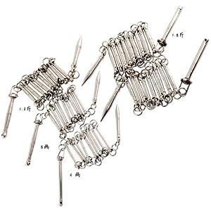 山人运动SRBQ-3114纯不锈钢九节鞭 圆形比赛表演软鞭-正品保证