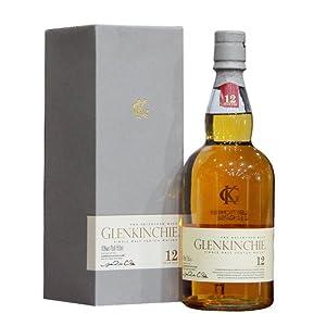 Glenkinchie格兰昆奇12年陈酿单一麦芽威士忌750ml  ¥299-50