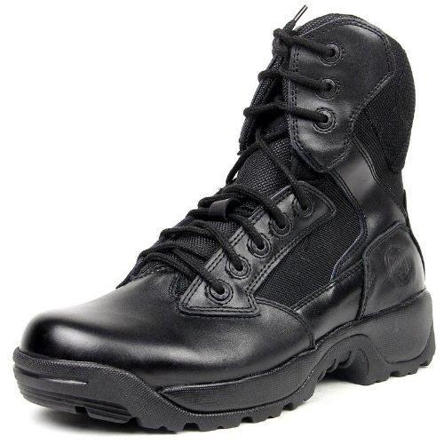 3515 强人 新款/户外休闲/特勤特战靴/男棉靴/头层牛皮/特战靴/特勤靴/ZX71251D