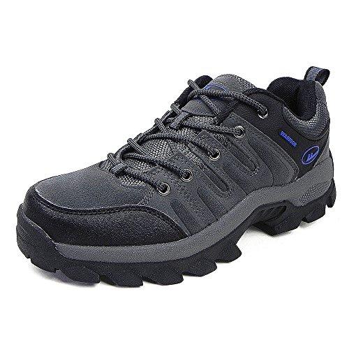 Warrior 回力 秋冬新款时尚情侣款登山鞋男女专业户外运动鞋 WDS3031