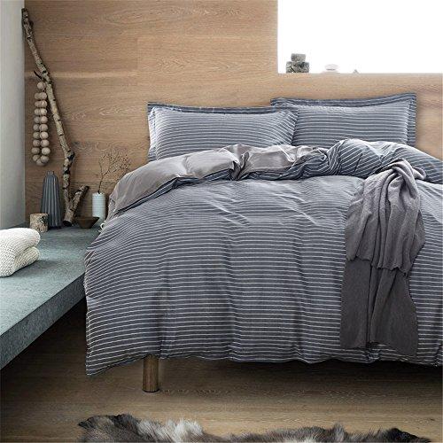 素风 纯棉斜纹床单四件套 高支高密全棉活性印花套件 亲肤ab版百分百