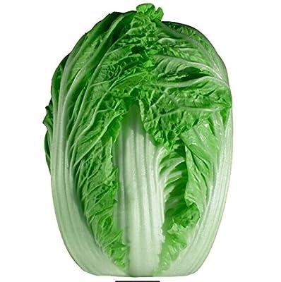 白菜简笔画图片带颜色