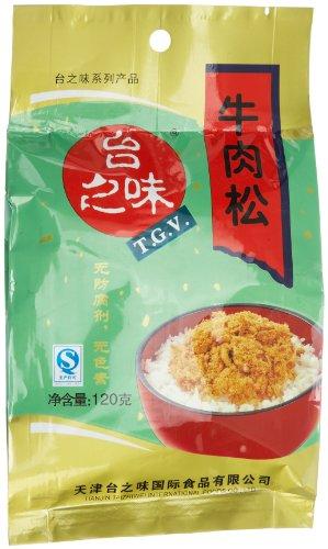 台之味牛肉松120g:亚马逊:食品淡奶油用绵白糖可以吗图片