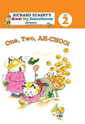 Richard Scarry's Readers : One, Two, Ah-Choo!.pdf
