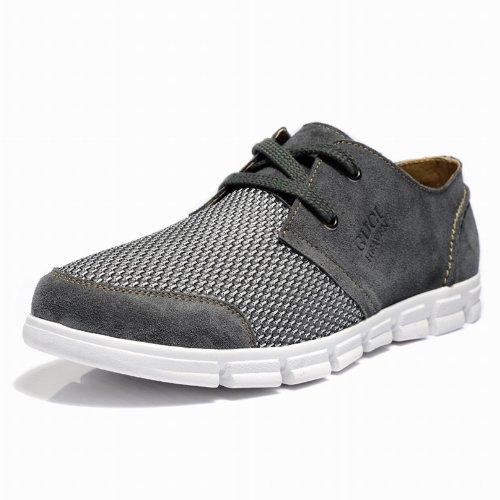 Guciheaven 古奇天伦 透气网布鞋系列 网布休闲鞋 低帮 男鞋 透气网布鞋 5112