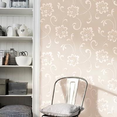 客厅电视背景墙现代温馨卧室床头无纺布硅藻泥