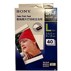 SONY 索尼 svm-f40l 数码照片相纸色带DPP-F