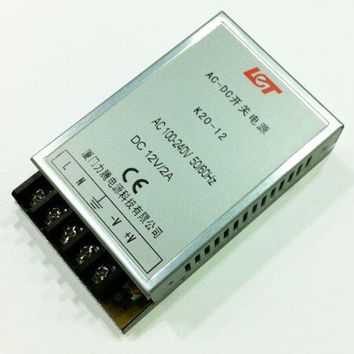 开关电源12v 输出12v 2a 超小电源k20-12 监控/led灯/工业