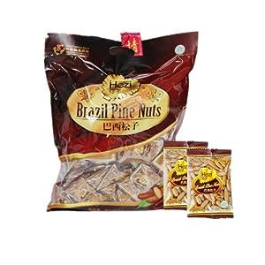 何字食品 巴西松子2.5kg独立小包装当季优质新品薄壳新货 巴西松子 图片
