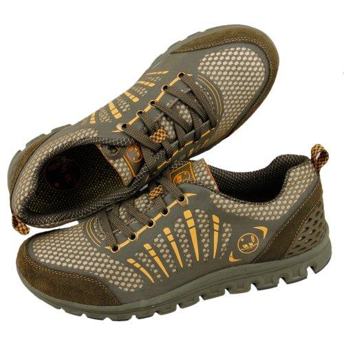 CAM.GNPAI 骆驼队长2013新款 男式 户外休闲鞋  236086120【支持货到付款】