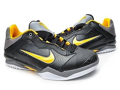 Nike 耐克 科比系列ZOOM减震鞋底篮球鞋 男 black怎么样,好不好