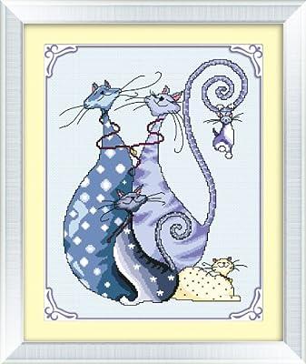 尚世纪 法国dmc十字绣正品专卖最新款十字绣欧式卡通动画客厅大画