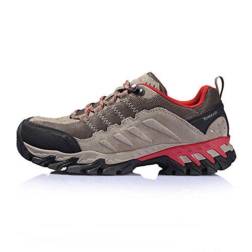 Toread 探路者 男鞋秋冬户外登山鞋徒步鞋户外鞋运动鞋旅游鞋 TFLC92616代