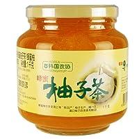 韩国农协蜂蜜柚子茶1kg装,38.9元包邮