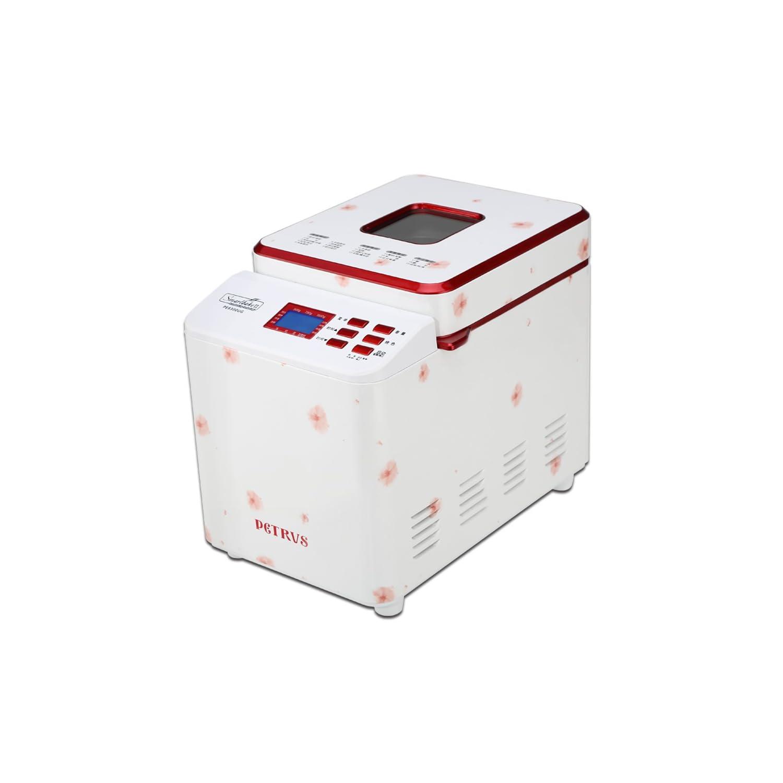Petrus 柏翠全自动面包机 PE8300UG  (19项全能菜单,智能预约,彩钢印花) ¥299
