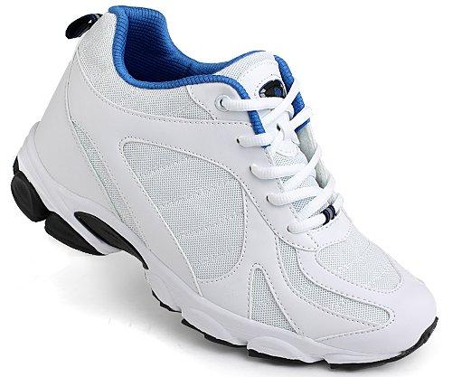 男士内增高白色运动休闲鞋男鞋1499 高哥增高鞋9.0cm男式夏季超轻韩版