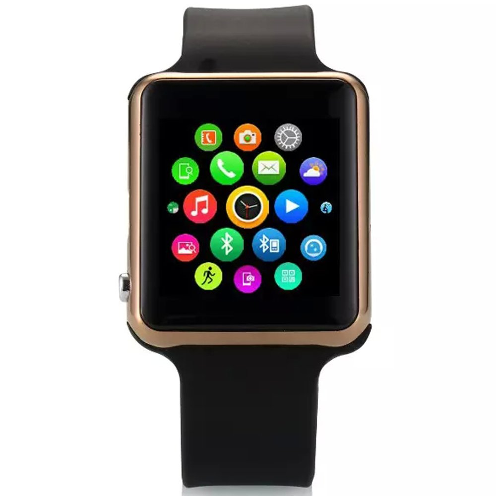 苹果s4腕表_lincass 智能手表手机 苹果智能手表 穿戴式手机腕表 智能蓝牙手表