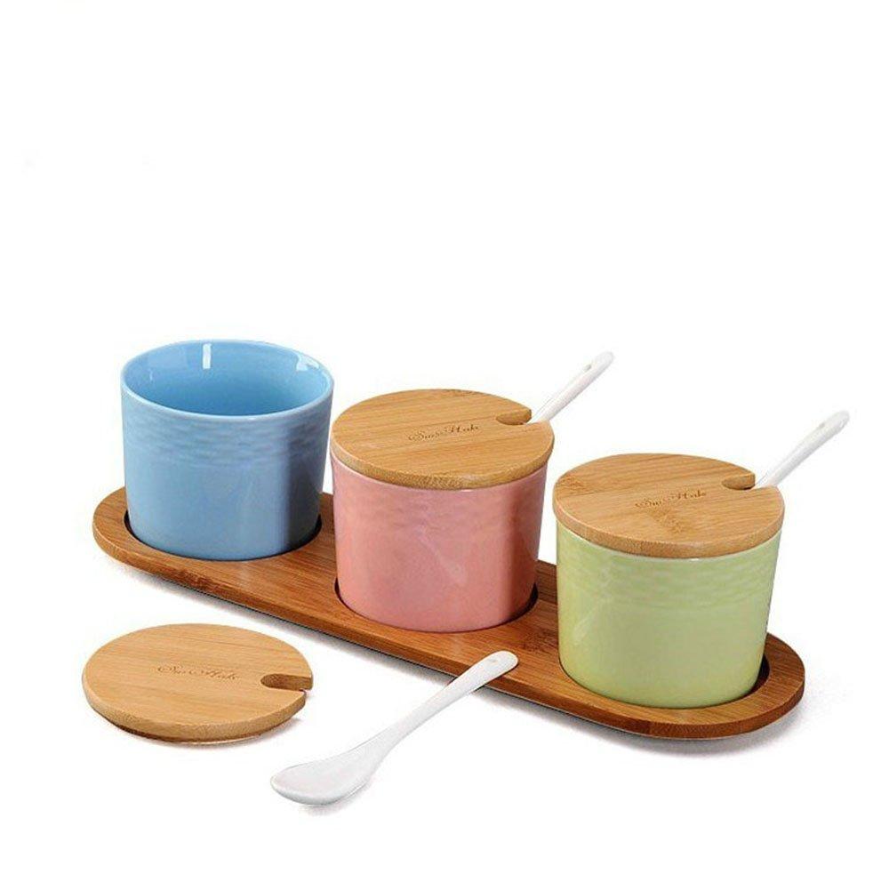 ijarl 亿嘉 时尚创意陶瓷器 调味罐调料盒瓶 骨瓷餐具