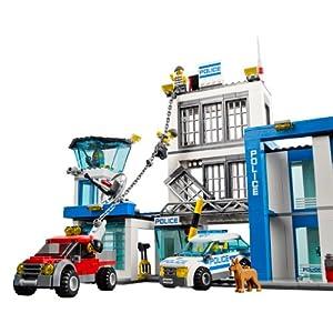 LEGO 乐高 城市组 警察总局 60047 ¥718