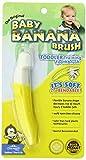 美国 Baby Banana 香蕉宝宝 硅胶幼儿训练牙刷