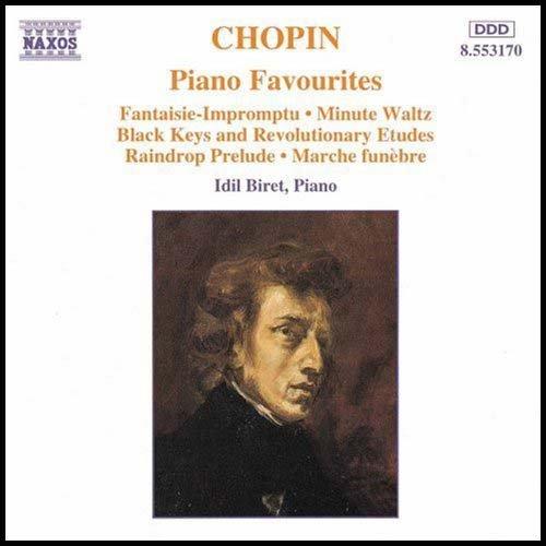 进口cd:肖邦著名钢琴曲1
