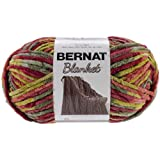 Spinrite Bernat Blanket Big Ball Yarn, Harvest