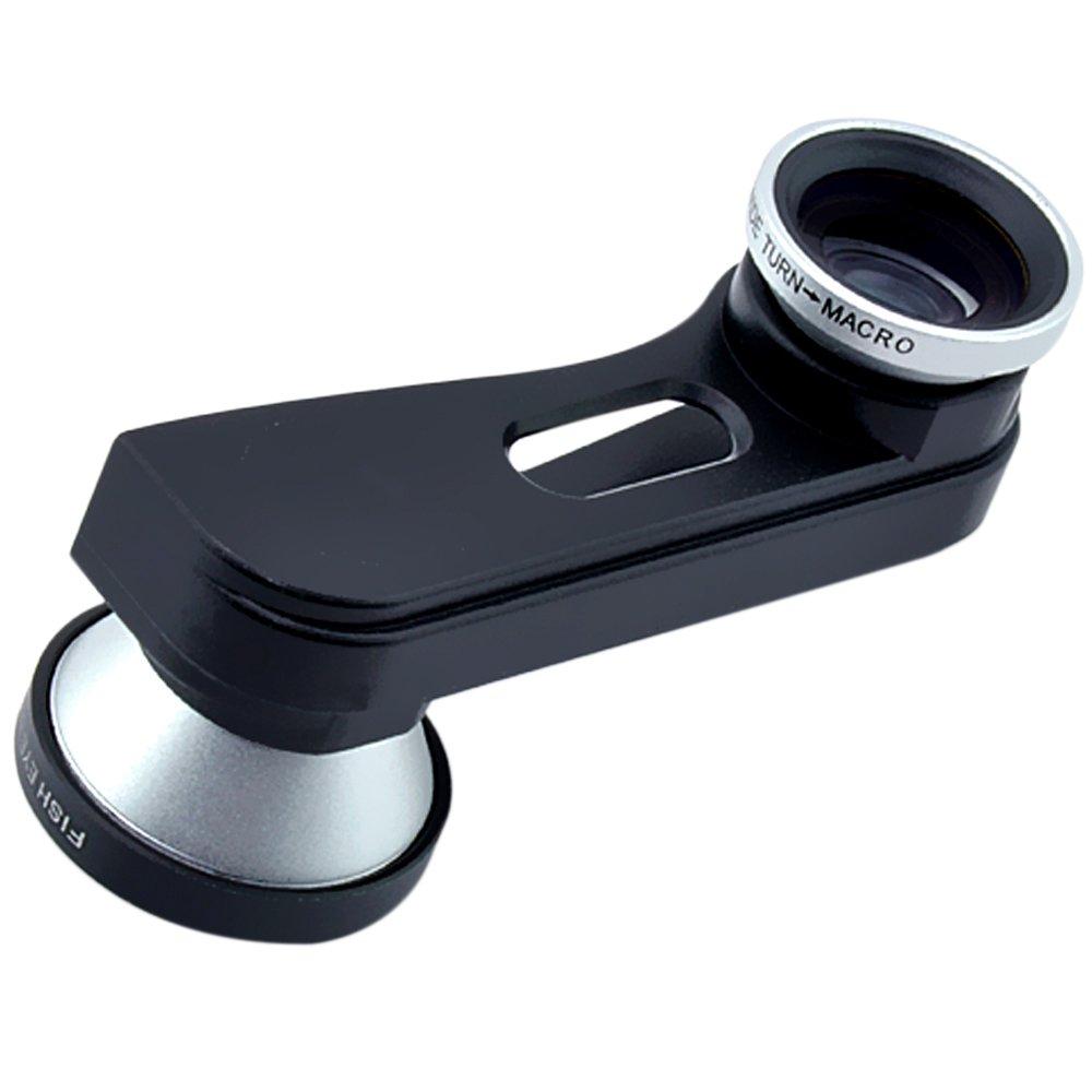 雅科iphone5专用s镜头广角外挂夹子z型镜头焊枪微距三合一鱼眼伍尔特wurth带风手机图片