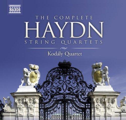 进口cd:海顿:弦乐四重奏全集(25cd)