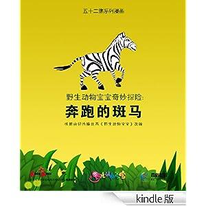 野生动物宝宝奇妙探险:奔跑的斑马