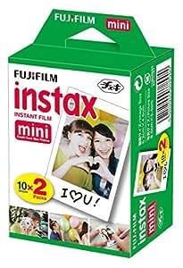 FUJIFILM  富士mini instax 白边胶片20张/盒