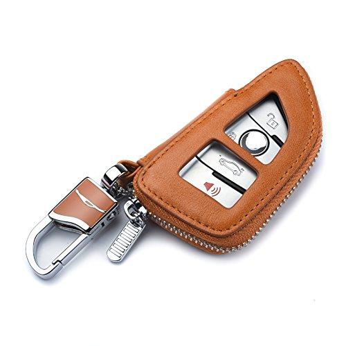 525zy_套专用于新5系525li3系320li7系gtx3x5x6汽车钥匙套 (zy002尖头款, 土
