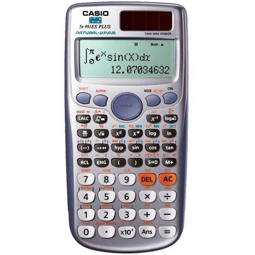 Casio 卡西欧 FX991ES plus  统计系列 计算器