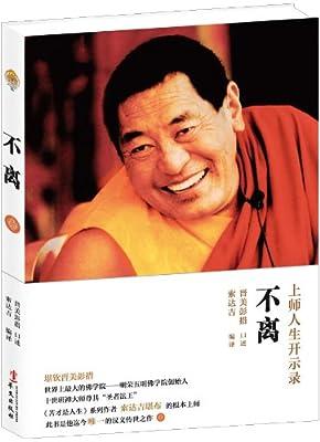 不离:上师人生开示录.pdf