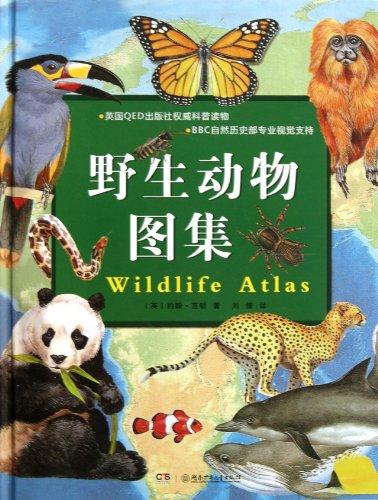 野生动物图集评论