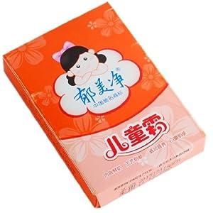 郁美净儿童霜25g单袋装奶藓湿疹